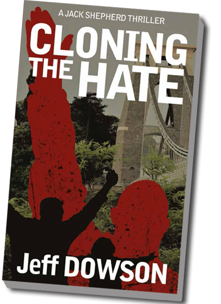 Cloning the Hate book cover